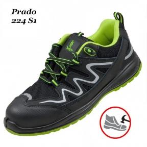 Робоче взуття  з металевим носком Prado 224 S1