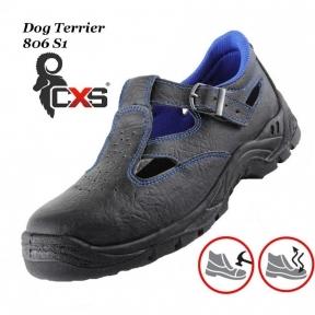 Робоче взуття з металевим носком Canis CXS Terrier 806 S1