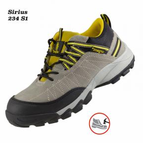 Рабочая обувь с металлическим носком Sirius 234 S1
