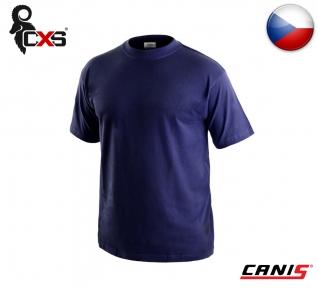 Футболка CXS Daniel royal blue