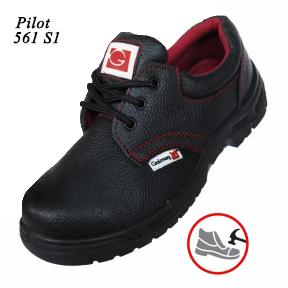Робоче взуття з металевим носком Pilot 561 S1 SRC