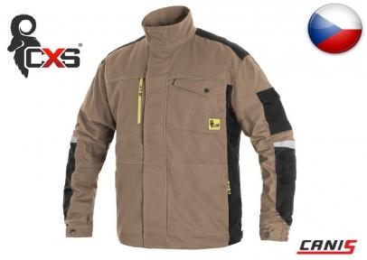 Рабочая куртка Canis CXS Stretch беж