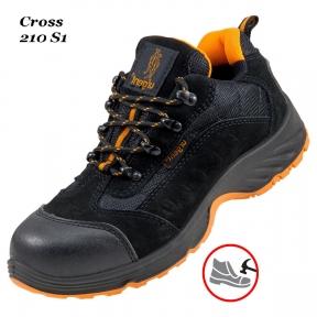 Робоче взуття  з металевим носком Cross 210S1