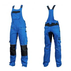 Напівкомбінезон робочий голубий URG-S1