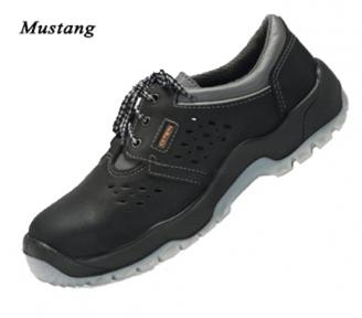 Рабочая обувь из металлических носком         Mustang