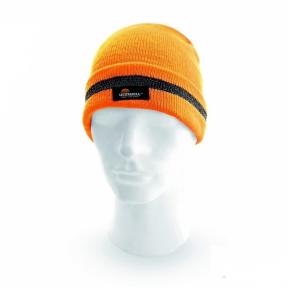 Зимняя шапка Keady Оранжевая