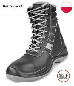 Взуття с композитним носком Dak Termo S3