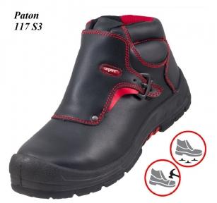 Рабочая обувь с металлическим носком Paton 117 S3