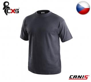 Футболка CXS Daniel zinc