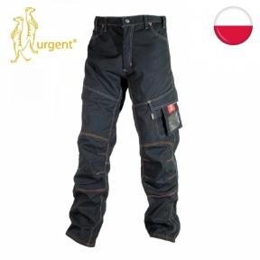 Рабочие брюки черные URG-B-sh