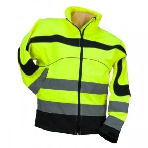 Kуртка сигнальная SOFTSHELL ( Польша )