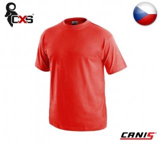 Футболка CXS Daniel red