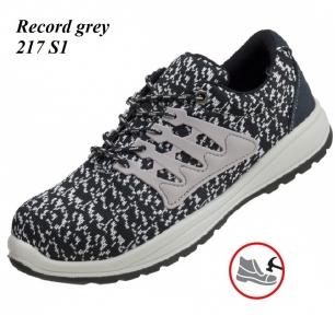Робоче взуття  з металевим носком Rekord grey 217 S1
