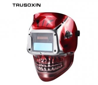 Маска-шлем для сварки
