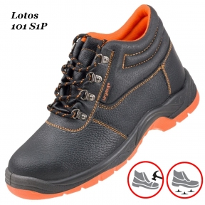 Робоче взуття  з металевим носком Lotos 101S1P