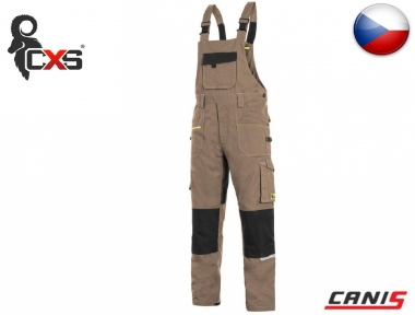 Напівкомбінезон робочий CXS Strech 1030-270