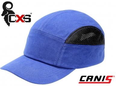 Кепка с защитой CXS Cap синяя