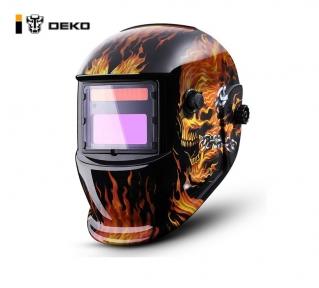 Маска-шолом для зварювання DEKO (Китай)