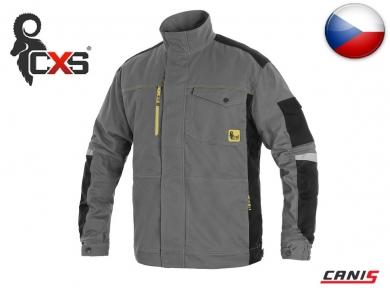 Робоча куртка Canis CXS Stretch Grey