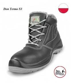 Обувь с композитным  носком Don Termo S3