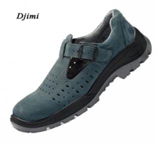 Робоче взуття з металевим носком Djimi