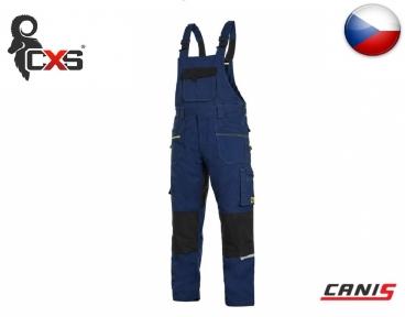 Напівкомбінезон робочий CXS Strech blue