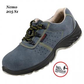 Робоче взуття  з металевим носком Nemo 205S1