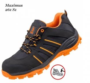 Робоче взуття  з металевим носком Maximus 261 S1