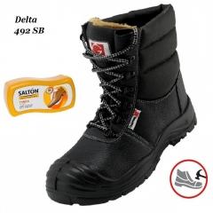 Робоче взуття з металевим носком Delta 492 SВ + Губка SALTON в подарунок fb691dfab7978