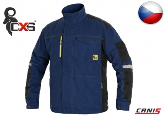 Робоча куртка Canis CXS Stretch blue