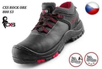 Робоче взуття з композитним носком Rock ore 800 S3 CANIS 7073dc5dbf2a0
