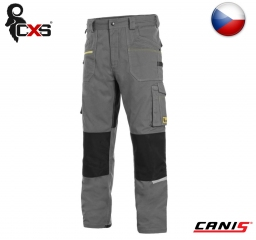 Штани робочі CXS Stretch Grey