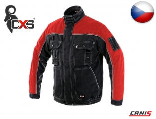 Робоча куртка Canis CXS Orion Otakar Black