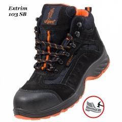 Робоче взуття з металевим носком Extrim 103SB + піна очисник SALTON в  подарунок 53c54413669c1