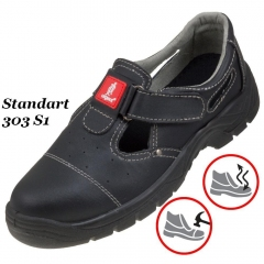 Робоче взуття з металевим носком Standart 303 S1 1b016688d89b1