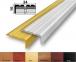 Алюмінієвий поріжок сходовий (кутовий), 24мм x 10мм УЛ-120