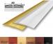 Алюминиевый профиль АП_012 стыковочный (прямой) 40мм x 2.3мм