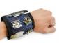 Магнитный браслет Синий