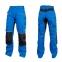 Штани робочі URG-S1 Блакитно-чорні ( Польща )